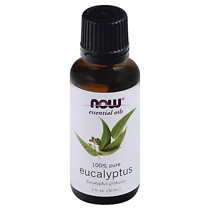 NOW Essential Oils 100% Pure Eucalyptus Oil,1 OZ