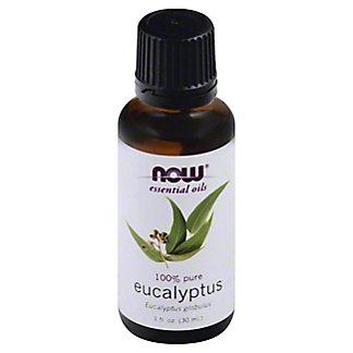 NOW Essential Oils 100% Pure Eucalyptus Oil,1 OZ