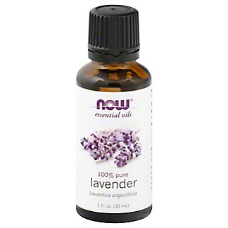NOW Essential Oils 100% Pure Lavender Oil, 1 oz