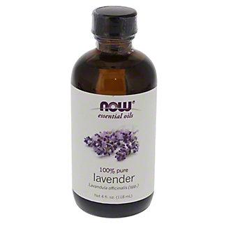 NOW Essential Oils 100% Pure Lavender Oil,4 OZ