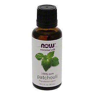 NOW Essential Oils 100% Pure Patchouli Oil,1 OZ