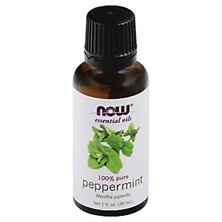 NOW Essential Oils 100% Pure Peppermint Oil,1 OZ
