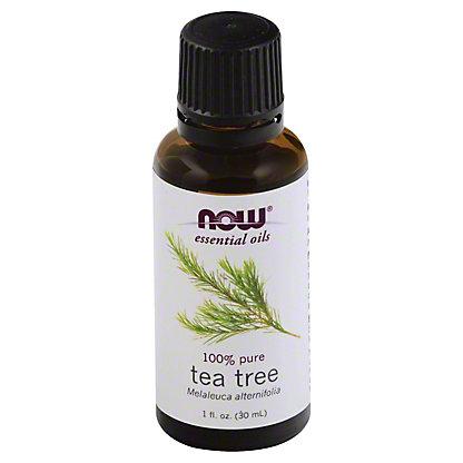 NOW Essential Oils 100% Pure Tea Tree Oil,1 OZ