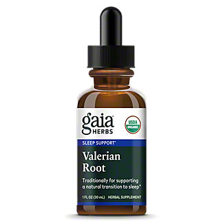 Gaia Herbs Fresh Valerian Root Extract, 1 fl oz