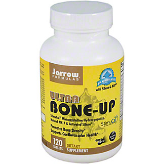 Jarrow Formulas Ultra Bone-Up Capsules, 120CNT