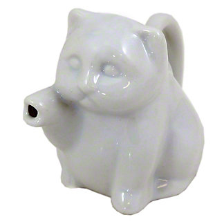 Harold Import Mini Cat Creamer, EACH