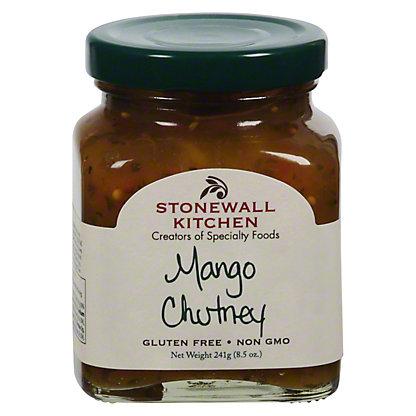 Stonewall Kitchen Mango Chutney,8.5 oz