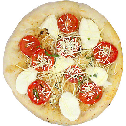 Central Market Take and Bake Margherita Pizza, ea