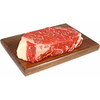 USDA Prime Natural Angus New York Strip Steak