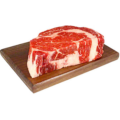 USDA Prime Angus Rib Eye Steak Natural