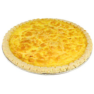 CHEESE QUICHE 6'