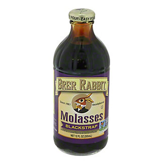 Brer Rabbit Molasses Blackstrap,12 OZ