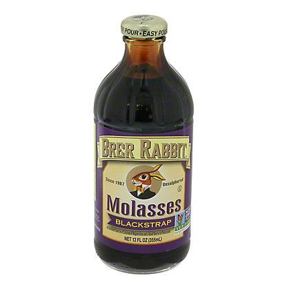 Brer Rabbit Molasses Blackstrap,12 OZ
