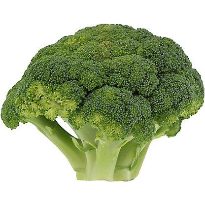 Fresh Organic Broccoli Crowns