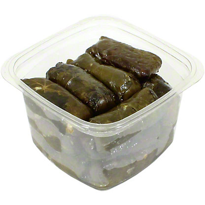 Divina Dolmas, Stuffed Grape Leaves, Sold by the pound