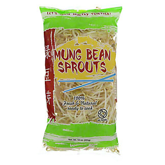 Fresh From Texas Mung Bean Sprouts,16 OZ