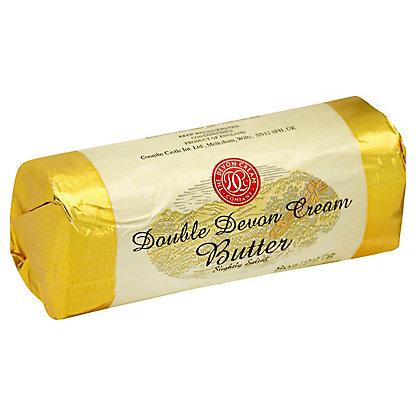 The Devon Cream Company Salted Double Devon Cream Butter,8 OZ