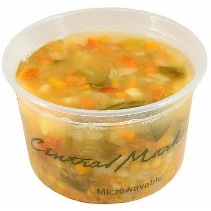 Central Market Vegetarian Lentil Soup, ea