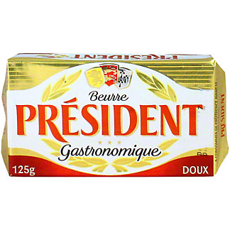 PRESIDENT FRENCH BUTTER BAR