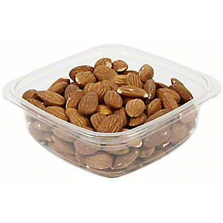 Bulk Roasted Unsalted Almonds, sold by the pound