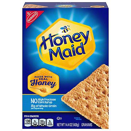 Nabisco Honey Maid Honey Grahams, 14.4 oz