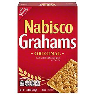 Nabisco Original Grahams, 14.4 oz