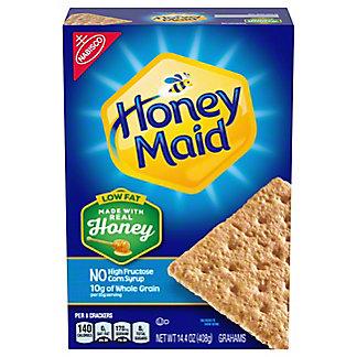 Nabisco Honey Maid Low Fat Honey Grahams,14.4 oz