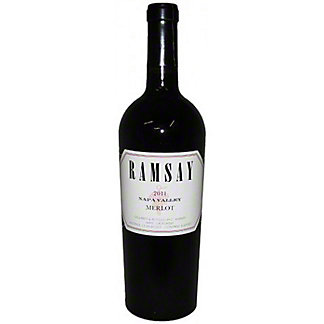 Ramsay Napa Valley Merlot,750 ML