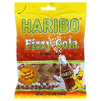 Haribo Fizzy Cola, 5 OZ