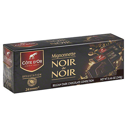 Cote D'Or Mignonnettes Noir de Noir,8.46OZ