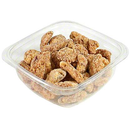 Bulk Cinnamon Frosted Pecans,1 LB