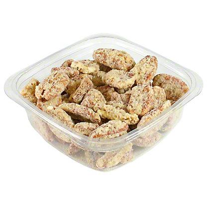 Bulk Frosted Pecans Praline,LB