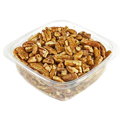 Bulk Fancy Pecan Pieces, sold by the pound