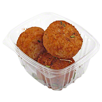 Herb Risotto Cakes,EACH
