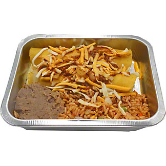 Central Market Cheese Enchilada Dinner for One, ea
