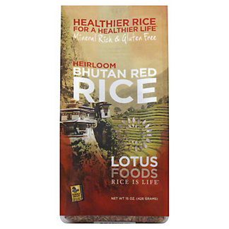 Lotus Foods Bhutanese Red Rice, 15 oz (426 g)