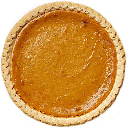 Central Market Chiffon Pumpkin Pie, 10 in, Serves 8-10