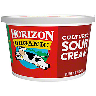 Horizon Organic Sour Cream, 16 oz