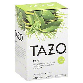 Tazo Tazo Zen Green Tea Filterbags,20 CT
