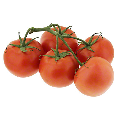 Fresh Tomatoes on the Vine (4-5 tomatoes)