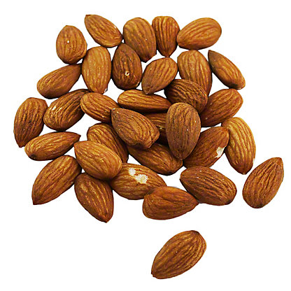 Bulk Raw Almonds, sold by the pound