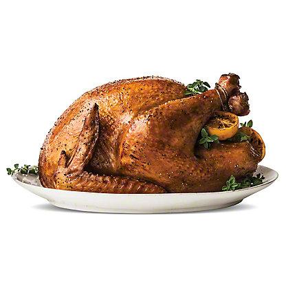 Oven-Roasted Turkey, Serves 6-8