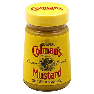 Colman's Of Norwich Original English Mustard,3.53 OZ