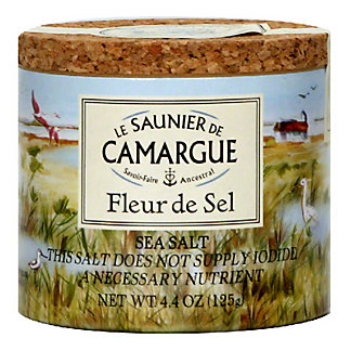 Le Saunier De Camargue Fleur De Sel Sea Salt,4.4 OZ