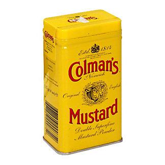 Colman's of Norwich Double Superfine Mustard Powder, 4 oz