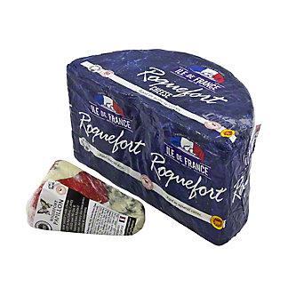 Ile De France Papillon Roquefort Cheese, sold by the, lb