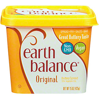 Earth Balance Original Buttery Spread, 15 oz