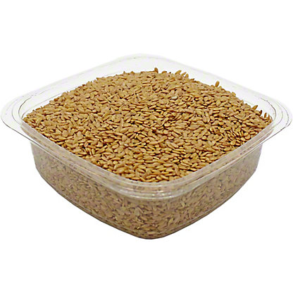 Falcon Trading Organic Golden Flax Seed,sold by the pound
