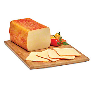 H-E-B Muenster Natural Cheese, lb