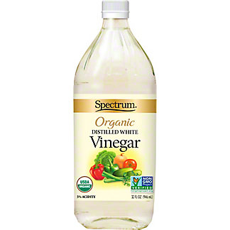 Spectrum Organic White Vinegar, 32.00 oz